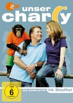 UNSER CHARLY - STAFFEL 14  [3 DVDS] - Hans-Henning Borgelt, Michaela Zschiechow, Monika Zinnenberg, Carl Lang