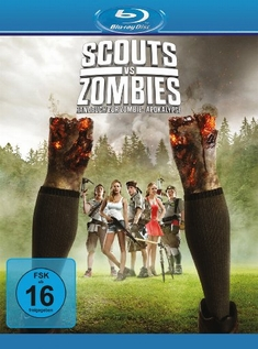 SCOUTS VS. ZOMBIES - HANDBUCH ZUR ZOMBIE... - Christopher Landon