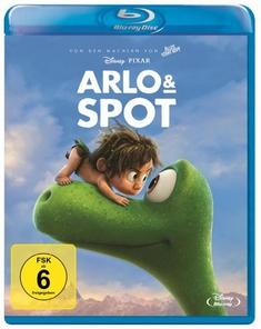 ARLO & SPOT - Peter Sohn