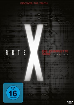 AKTE X  BR VK - COMPLETE BOX  [55 BRS]