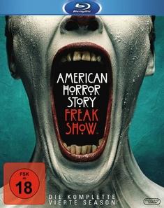 AMERICAN HORROR STORY - SEASON 4  [3 BRS] - David Semel, Ryan Murphy, Bradley Buecker, Alfonso Gomez-Rejon