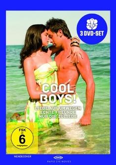COOL BOYS  [3 DVDS]