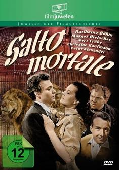 SALTO MORTALE - FILMJUWELEN - Victor Tourjansky