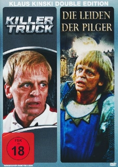 KLAUS KINSKI - DOUBLE EDITION  [2 DVDS] - Dominique Goult, Frank Cassenti