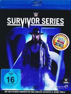WWE - SURVIVOR SERIES 2015