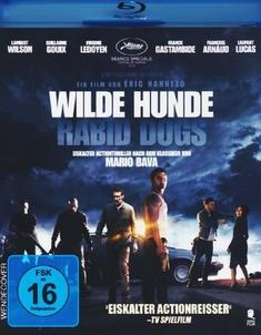 WILDE HUNDE - RABID DOGS - Eric Hannezo
