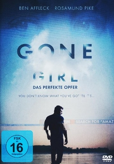 GONE GIRL - DAS PERFEKTE OPFER - David Fincher