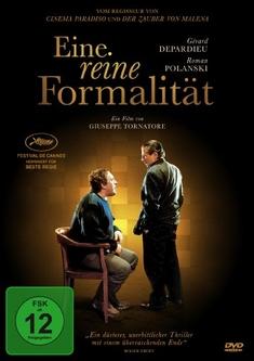 EINE REINE FORMALITÄT - Giuseppe Tornatore