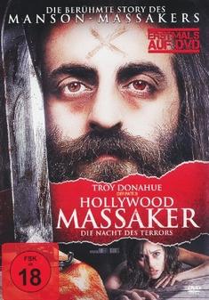 HOLLYWOOD MASSAKER - DIE NACHT DES TERRORS - Robert L. Roberts