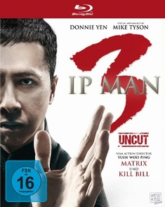 IP MAN 3 - UNCUT - Wilson Yip