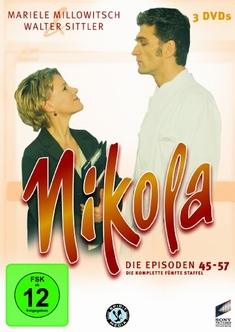 NIKOLA - BOX 5/EPISODEN 45-57  [3 DVDS] - Ulli Baumann