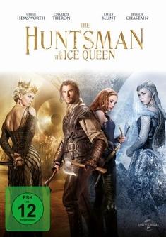 THE HUNTSMAN & THE ICE QUEEN - Cedric Nicolas-Troyan