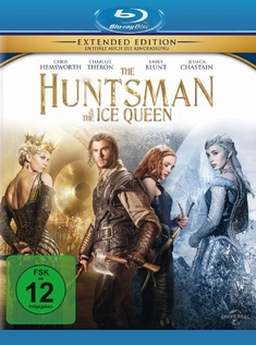 THE HUNTSMAN & THE ICE QUEEN - EXTENDED EDITION - Cedric Nicolas-Troyan