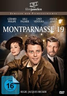 MONTPARNASSE 19 - Jacques Becker