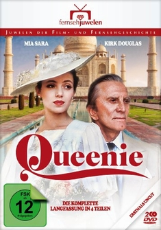 QUEENIE - KOMPL. RTL-LANGFASSUNG - UNCUT [2 DVDS - Larry Peerce
