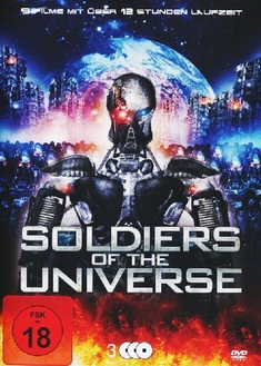 SOLDIERS OF THE UNIVERSE  [3 DVDS]