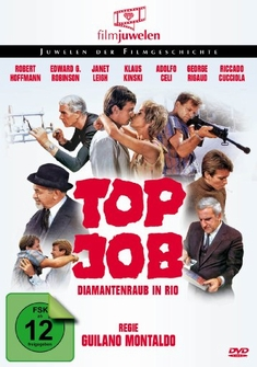 TOP JOB - DIAMANTENRAUB IN RIO - FILMJUWELEN - Giuliano Montaldo