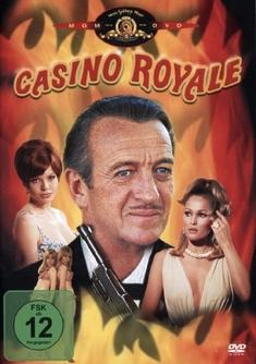 CASINO ROYALE - John Huston