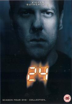 24 SERIES 4 (DVD)