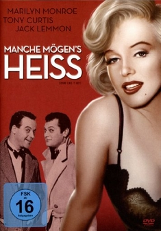 MANCHE MÖGEN`S HEISS - Billy Wilder