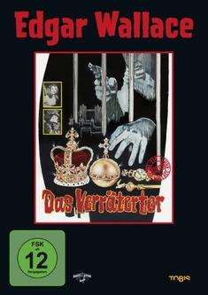DAS VERRÄTERTOR - EDGAR WALLACE - Freddie Francis, Edgar (Buch) Wallace