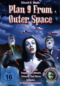 PLAN 9 FROM OUTER SPACE  (OMU) - Edward D. Wood