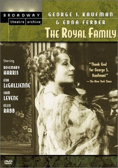THE ROYAL FAMILY - Kirk Browning