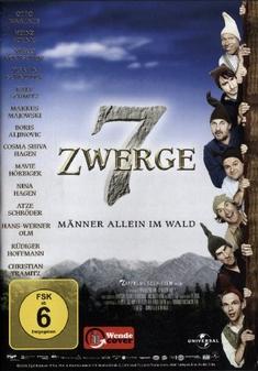 7 ZWERGE - MÄNNER ALLEIN IM WALD - Sven jr. Unterwaldt