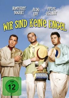 WIR SIND KEINE ENGEL - Michael Curtiz