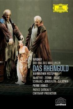 RICHARD WAGNER - DAS RHEINGOLD - Brian Large
