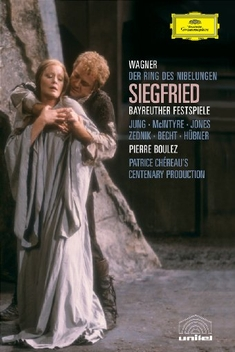 RICHARD WAGNER - SIEGFRIED  [2 DVDS] - Brian Large
