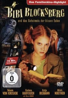 BIBI BLOCKSBERG U.D. GEHEIMNIS D. BLAUEN EULEN - Franziska Buch
