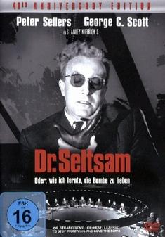 DR. SELTSAM ODER WIE ICH LERNTE...  [2 DVDS] - Stanley Kubrick
