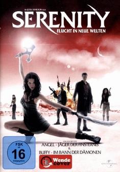 SERENITY - FLUCHT IN NEUE WELTEN - Joss Whedon