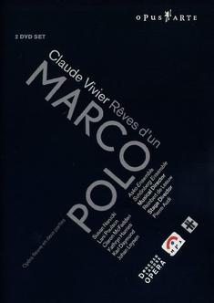 VIVIER CLAUDE - REVES D`UN MARCO POLO  [2 DVDS] - Hans Hulscher