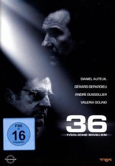 36 - TÖDLICHE RIVALEN - Olivier Marchal