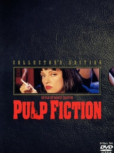 Pulp fiction ce 2 dvds quentin tarantino