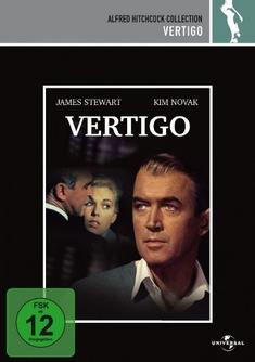 VERTIGO - AUS DEM REICH DER TOTEN - Alfred Hitchcock