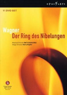 RICHARD WAGNER - DER RING DES NIBELUNGEN [11DVD]