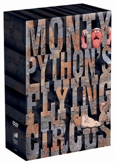 MONTY PYTHON`S FLYING CIRCUS - BOX  [7 DVDS]