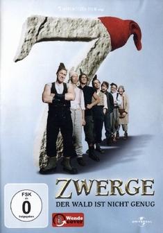 7 ZWERGE - DER WALD IST NICHT GENUG - Sven jr. Unterwaldt