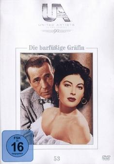 DIE BARFÜSSIGE GRÄFIN - Joseph L. Mankiewicz