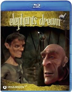 ELEPHANTS DREAM  (OMU) - Bassam Kurdali
