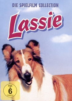 LASSIE - DIE SPIELFILM COLLECTION