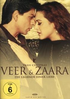 VEER & ZAARA - DIE LEGENDE EINER LIEBE - Yash Chopra