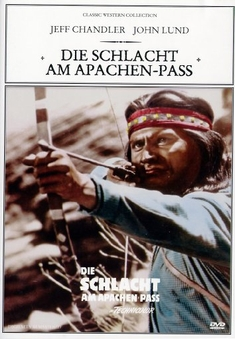 DIE SCHLACHT AM APACHEN-PASS - George Sherman