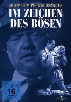 IM ZEICHEN DES BÖSEN - Orson Welles