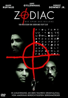 ZODIAC - DIE SPUR DES KILLERS - David Fincher