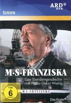 M.S. FRANZISKA  [3 DVDS] - Wolfgang Staudte