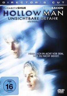HOLLOW MAN - UNSICHTBARE GEFAHR  [DC] - Paul Verhoeven